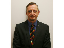 Councillor Alan McCarthy, Lead Member for the Armed Forces at Rochdale Borough Council