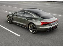 Audi e-tron GT concept (kinetic dust) oppefra