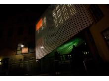 Nighttime Echoes - Interaktiv IT-installation 3