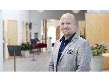 Magnus Petersson gick in som ny chef på Pulsen Konferens och Restaurang Astern i augusti.