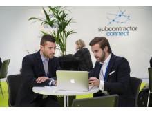 Subcontractor Connect på Elmia Subcontractor 2015