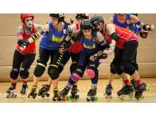 Stockholm Allstars vs London Rockin' Rollers