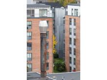 Kværnerdalen , Oslo, detalj,  Arcasa, Hille og Mellbye, 4b, Tegn 3, Løvseth og Partner, OPENHAUSE Production/Peter Broberg, 2006 -2020.