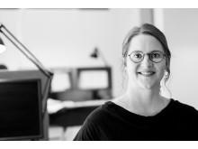 Lina Lindegren på arkitektbyrån Krook & Tjäder i Halmstad