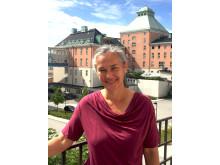 Natalja Jackmann, barncancerläkare och forskare vid Akademiska sjukhuset/