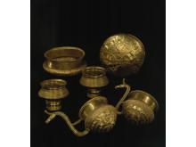 7. De seks guldskåle fra Borgbjerg Banke ved Boeslunde