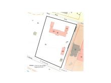 Karta över Umeå residens
