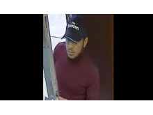 Image of man police wish to speak with - Kensington