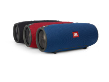 JBL Xtreme Red, Black and Blue
