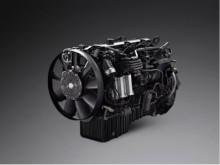Scania 7-Liter-Motor