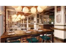 Villa Copenhagen restaurant