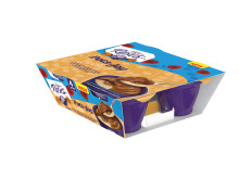 Cadbury Hazel Whirl Roses Pots of Joy 4 pack