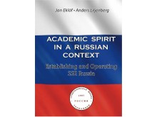"Bokomslag ""Academic Spirit in a Russian Context"""