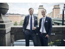 Robert Nilsson och Hampus Åsén