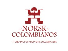 Norsk-Colombianos Forenings logo