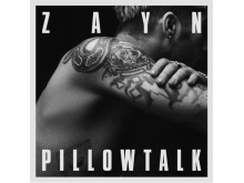 ZAYN - PILLOWTALK omslag