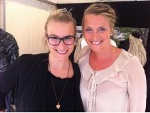 Cilla och Bette Eklund