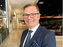 Björn Callin, tillträdande General Manager på Clarion Hotel Arlanda Airport