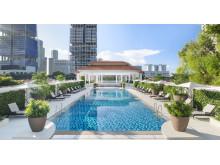 Swimming Pool - Raffles Singapore