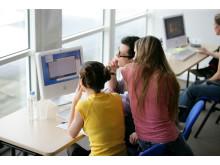 Med Studybees plugin-tjänst för Google Classroom kan läraren enkelt följa upp och betygssätta sina elever.