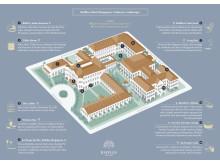 Raffles Singapore - Culinary Infographic
