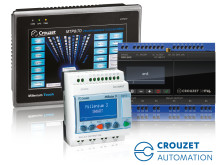 Micro-plc från Crouzet