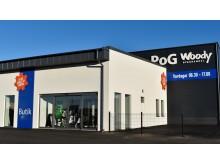 PoG Woody Bygghandels nya butik i Helsingborg