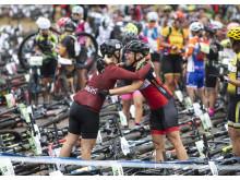 Cykelvasan 90 2019 starten Sälen