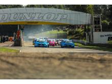 Cyan Racing startar samarbete med WestCoast Racing.