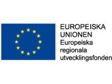 Logga Europeiska regionala utvecklingsfonden