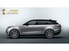 World car of the year - Velar
