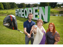 Mid and East Antrim tees up for thousands of visitors with The Open set to swing into Northern Ireland