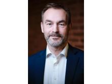 Lars Lindberger kommunikationschef