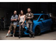 Ford Go Faster - Holdet