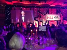 HSJ Awards 2013!