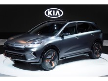 Niro EV Concept CES 2018
