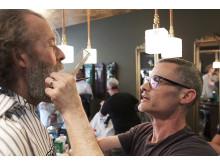 Christopher Hamilton, Hamiltons Barbershop, Linköping