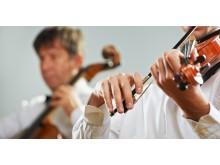 Belastningsskador hos violinister fokus för ny studie på Akademiska