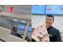 Sushi Yama Express - ICA Maxi Erikslund