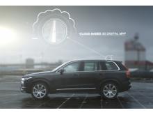 Autonomous drive technology – Cloud-based 3D digital map