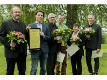 Solna stads kulturstipendiater 2015
