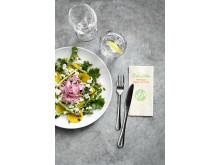Tork Natural Lunch Napkin - Portrait Printed