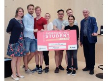 Vinnare Entrepreneurial Student Award