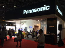 Overview of Panasonic Booth at INDOBUILDTECH 2015