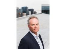 Frode Meinich (53) overtar som direktør ved Teknisk museum. Foto Trond Isaksen/ Statsbygg