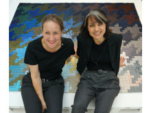 Katarina Evans och Katarina Brieditis