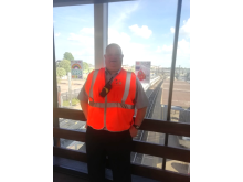 Peter Darnell, Bedford Station Assistant