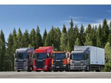 Scania Truck Range 1