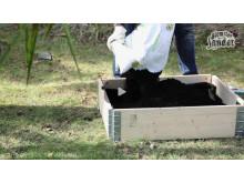 Pallkrage – den smartes trädgård