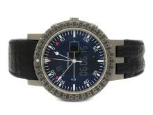 Klockor 5/12, Nr: 446, GEORG JENSEN, Bank Watch, designad av Morten Linde